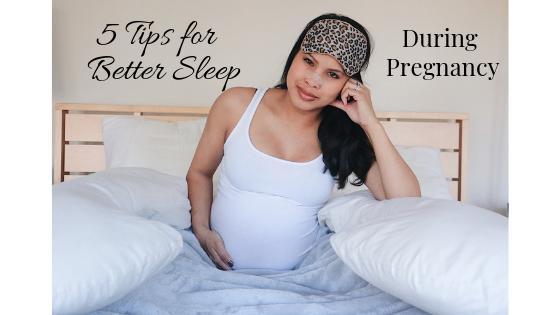 sleep in pregnancy